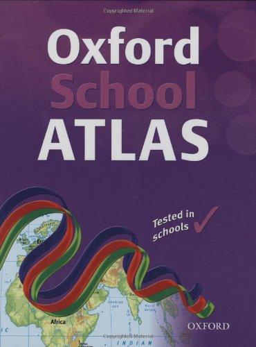 9780198327004: Oxford School Atlas