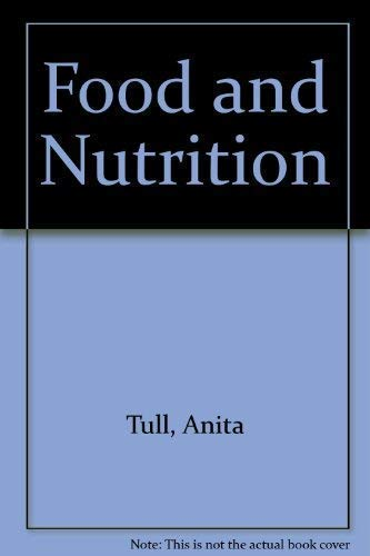 9780198327141: Food and nutrition