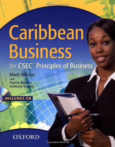 Caribbean Business for CSEC Principles of Business (Mixed media product): Mark Wilson