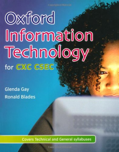 9780198328445: Information Technology for CXC CSEC
