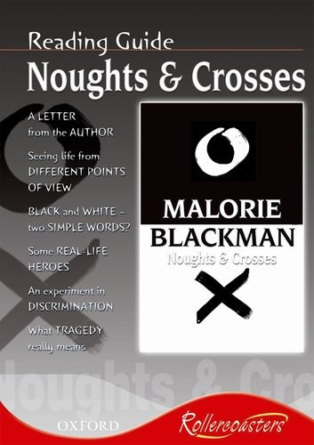 9780198328551: Noughts & Crosses Reading Guide (Rollercoasters)