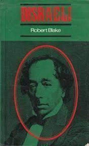 9780198329039: Disraeli (Clarendon Biographies)