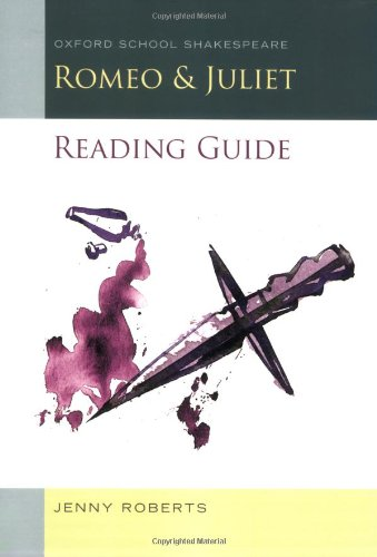 9780198329251: Romeo and Juliet Reading Guide Pack of 5: Oxford School Shakespeare