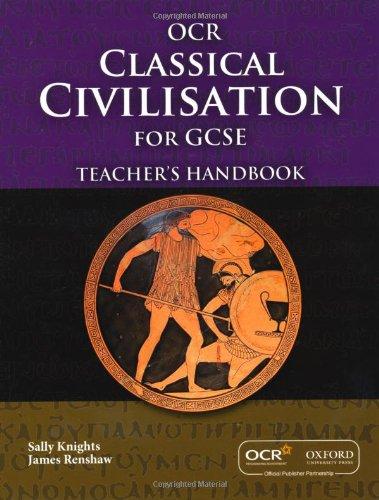 9780198329305: GCSE Classical Civilisations for OCR Teacher's Handbook