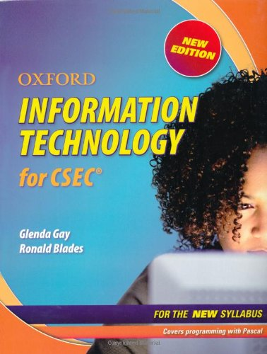 9780198329381: Oxford Information Technology for CSEC