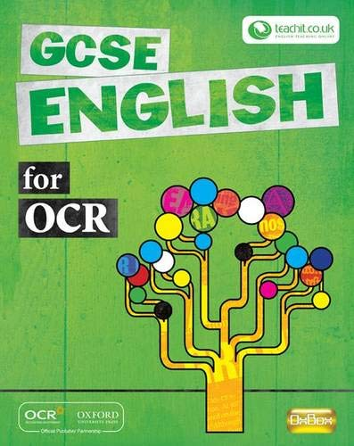 GCSE English for OCR Student Book: Peeling, Mel, Irving,