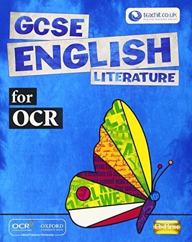 9780198329459: GCSE English Literature for OCR Student Book: Student Book