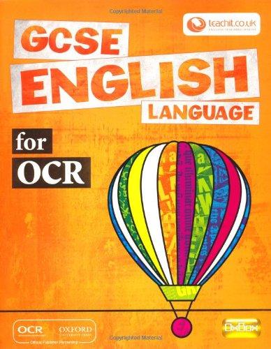 9780198329466: GCSE English Language for OCR Student Book