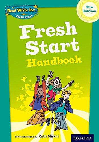 9780198330158: Read Write Inc. Fresh Start: Handbook