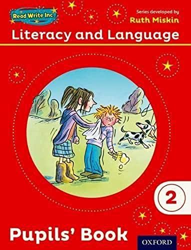 9780198330677: Read Write Inc.: Literacy & Language: Year 2 Pupils' Book