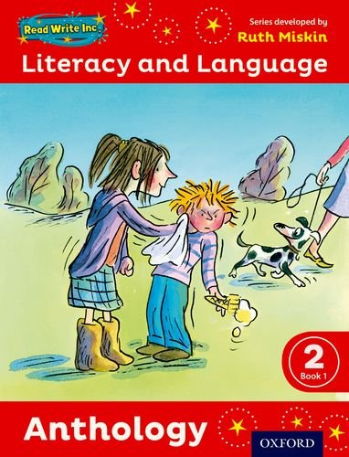 9780198330684: Read Write Inc.: Literacy & Language: Year 2 Anthology Book 1