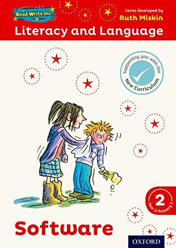 Read Write Inc.: Literacy & Language :Year 2 CD ROM Unlimited User: Miskin, Ruth, Pursgrove, ...