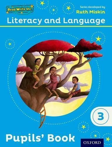 9780198330745: Read Write Inc.: Literacy & Language: Year 3 Pupils' Book