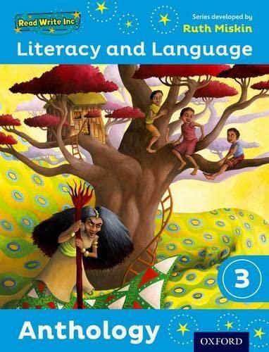 9780198330752: Read Write Inc.: Literacy & Language: Year 3 Anthology
