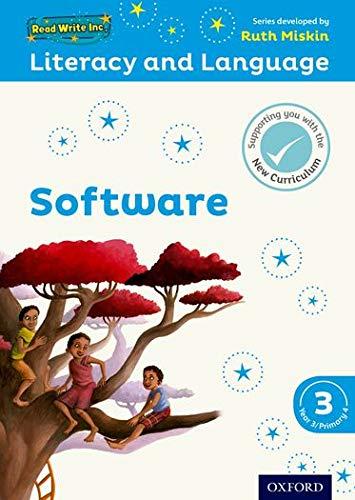 Read Write Inc.: Literacy & Language: Year 3 CD ROM Unlimited User: Miskin, Ruth, Pursgrove, ...