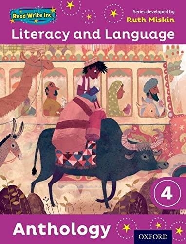9780198330806: Read Write Inc.: Literacy & Language: Year 4 Anthology
