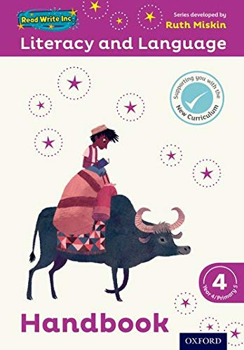 9780198330813: Read Write Inc.: Literacy & Language: Year 4 Teaching Handbook