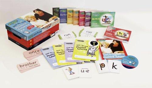 9780198330844: Read Write Inc.: Phonics: One-to-One Phonics Tutoring Kit