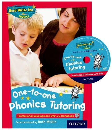 9780198330899: Read Write Inc.: Phonics One-to-one Tutoring Kit Professional Development DVD and Handbook