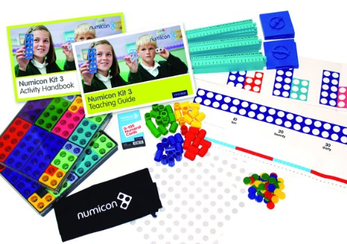 9780198330943: Numicon: Numicon Kit 3 Group Kit