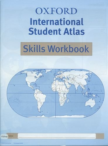 9780198332190: Oxford International Student Atlas Skills Workbook