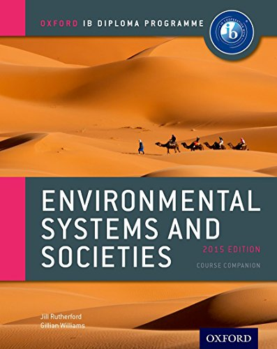 9780198332565: IB Environmental Systems and Societies Course Book: 2015 edition: Oxford IB Diploma Programme