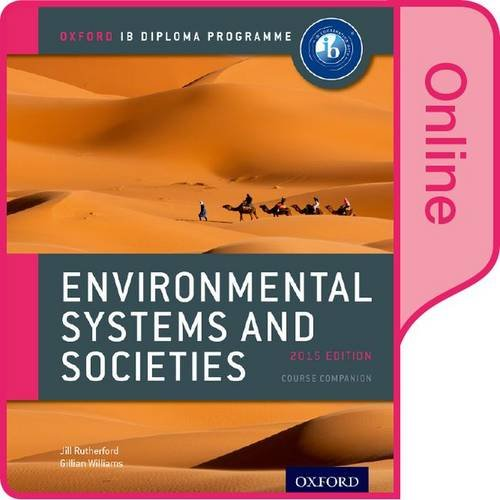 9780198332589: IB Environmental Systems and Societies Online Course Book: Oxford IB Diploma Program