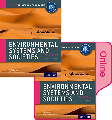 9780198332596: Ib course book: environmental systems and societies. Per le Scuole superiori. Con e-book. Con espansione online (Ib Course Companions)