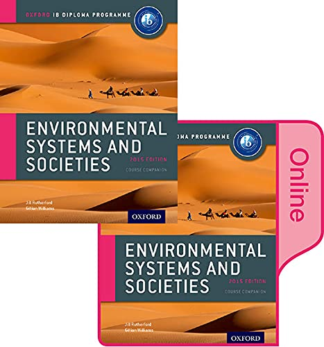 9780198332596: IB Environmental Systems and Societies Print and Online Pack: Oxford IB Diploma Programme