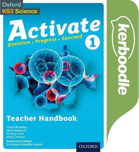 9780198332695: Activate: 11-14 (Key Stage 3): Activate 1 Kerboodle Teacher Handbook