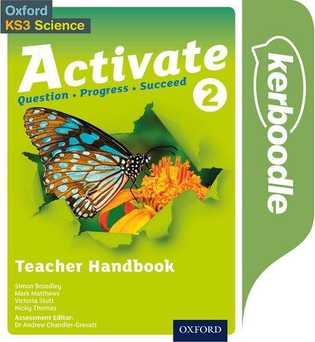 9780198332701: Activate: 11-14 (Key Stage 3): Activate 2 Kerboodle Teacher Handbook