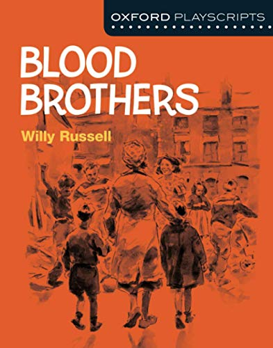 9780198332992: Oxford Playscripts: Blood Brothers