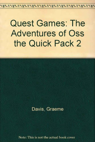 9780198333869: Quest Games: The Adventures of Oss the Quick Pack 2