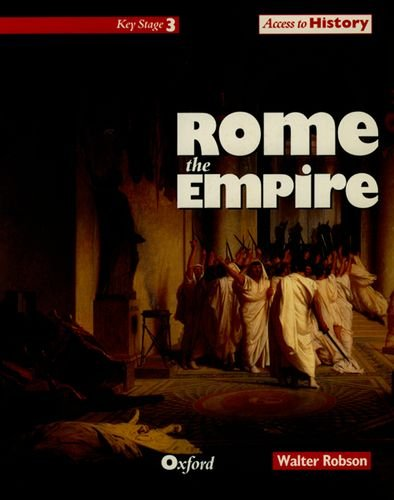 9780198335467: Access to History: Rome, the Empire