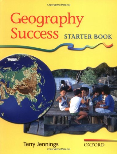 9780198338444: Geography Success: Starter Book