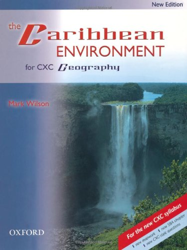 9780198338512: The Caribbean Environment