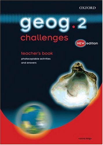 9780198338628: geog.123: geog.2 challenges teacher's book