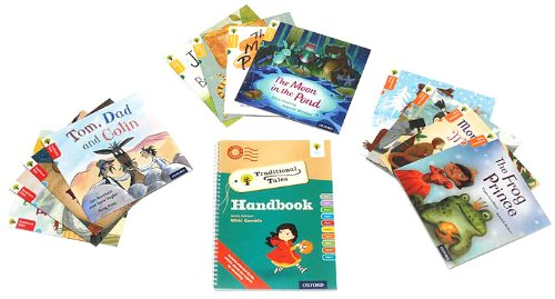 9780198338963: Oxford Reading Tree Traditional Tales: Year 1: Easy Buy Pack