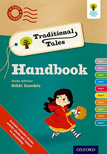 9780198338994: Oxford Reading Tree Traditional Tales: Oxford Read and Discover Traditional Tales: Handbook (1-9) - 9780198338994