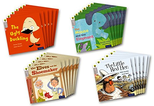 Oxford Reading Tree Traditional Tales: Level 1: Dhami, Narinda, Gamble,