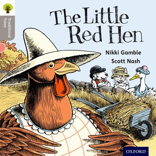 9780198339045: Oxford Reading Tree Traditional Tales: Level 1: Little Red Hen (Ort Traditional Tales)