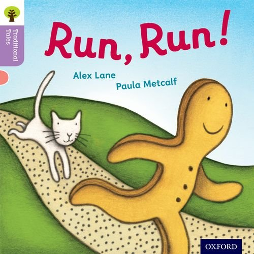 9780198339113: Oxford Reading Tree Traditional Tales: Level 1+: Run, Run! (Traditional Tales. Stage 1+)