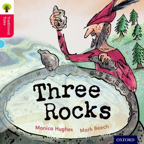 9780198339410: Oxford Reading Tree Traditional Tales: Level 4: Three Rocks
