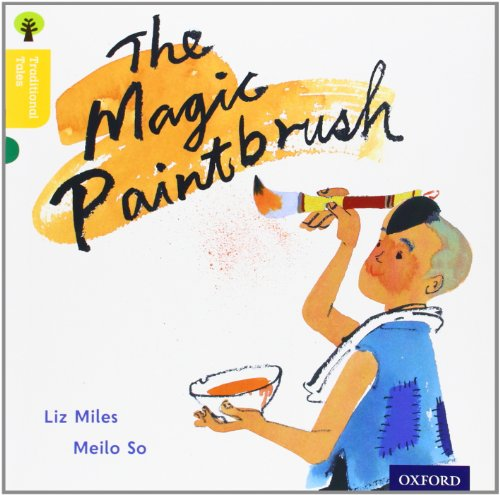 9780198339489: Oxford Reading Tree Traditional Tales: Level 5: The Magic Paintbrush (Traditional Tales. Stage 5)