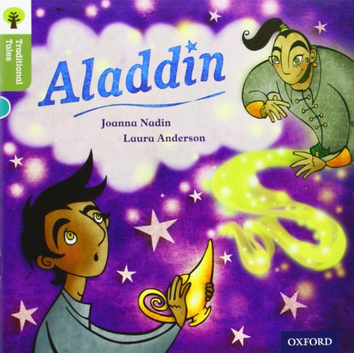 9780198339687: Oxford Reading Tree Traditional Tales: Level 7: Aladdin