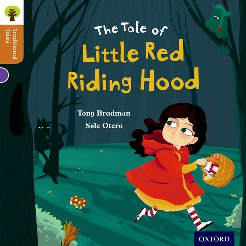 9780198339762: Oxford Reading Tree Traditional Tales: Level 8: Little Red Riding Hood