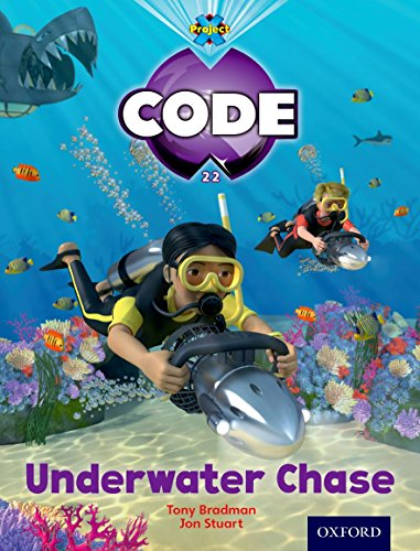 9780198340256: Project X Code: Shark Underwater Chase