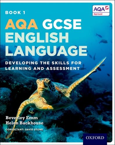 9780198340744: AQA GCSE English Language: Student Book 1: Developing the skills for learning and assessment
