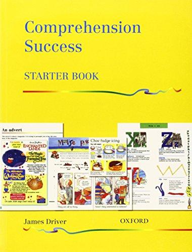 9780198341840: Comprehension Success: Starter Level: Pupils' Book: Pupil's Book Starter level
