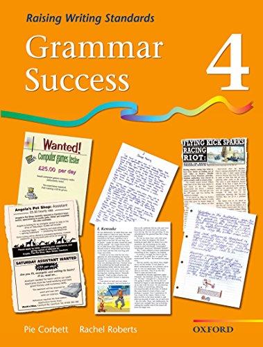 9780198342885: Grammar Success: Level 4: Pupil's Book 4: Pupil's Book Bk.4